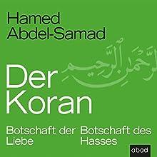 Der Koran Hörbuch von Hamed Abdel-Samad Gesprochen von: Matthias Lühn