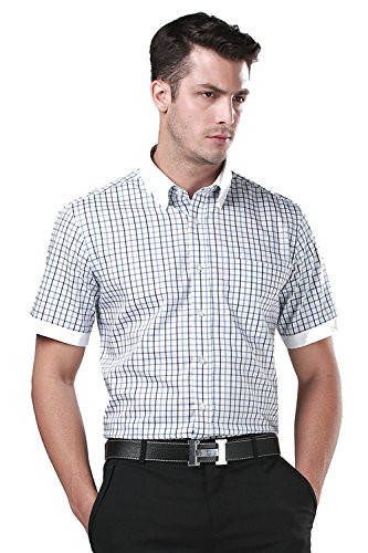 menschwear-mens-shirts-short-sleeve-100-cotton-dress-patched-mc155xxl