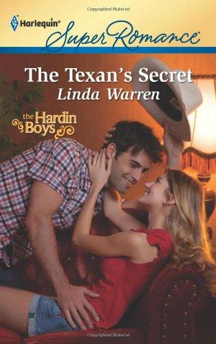 Image for The Texan's Secret (Harlequin Super Romance)