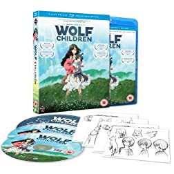Wolf Children [Blu-ray]