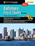 Baltimore, Maryland City & County Street Atlas
