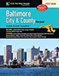 Baltimore, Maryland City & County Str...