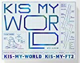 KIS-MY-WORLD(�������������A)(CD2��+DVD)(LIVE CD��)