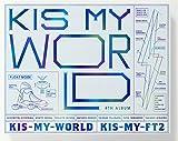 KIS-MY-WORLD(���Y�����A)(CD2��+DVD)(LIVE CD��)