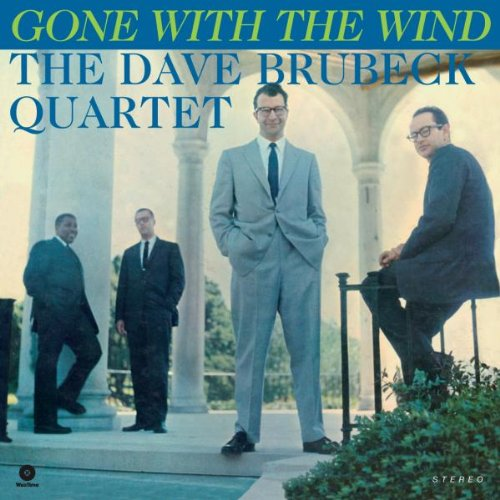 Gone-with-the-Wind-180g-VINYL-Dave-Brubeck-Quartet-Vinyl