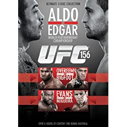 UFC 156: Aldo vs. Edgar