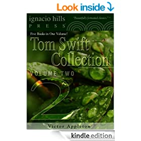 Tom Swift Collection, Volume Two (Five Novels in One Volume)