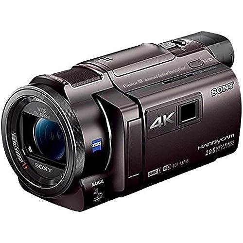 SONY 4K비디오 카메라 FDR-AXP35-