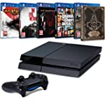 PlayStation 4 500 Go + God of War + A...