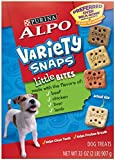 ALPO Variety Snaps Dog Food, 32-Ounce (Pack of 5)