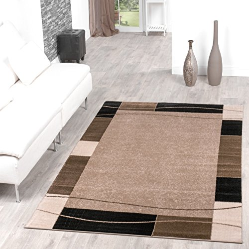 teppich-gunstig-bordure-design-modern-wohnzimmerteppich-beige-schwarz-top-preis-grosse80x150-cm