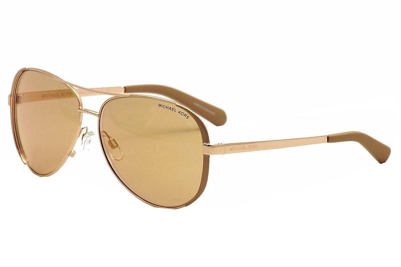 Gafas de Sol Michael Kors 5004 Categoría 1017R1 Oro 5004 Lente Cafe ...