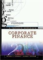 Corporate Finance by Ehrhardt