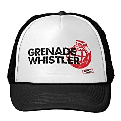 Jersey Shore: Grenade Whistler Trucker Hat