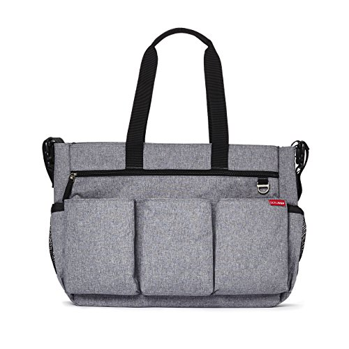 skip-hop-baby-duo-double-signature-diaper-bag-with-convertible-messenger-and-tote-shoulder-straps-16
