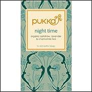 Pukka Herbs Herbal Night Time Tea, 20 tea bags (Pack of 6)