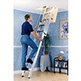Deluxe Aluminium Sliding Loft Ladder [Misc.]
