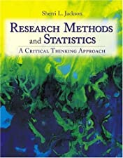 research methods and statistics a critical thinking approach 2011 Critical thinking is a core competency for evidence based general practice and an essential precursor to research to critically appraise a research paper, clinicians must have sufficient knowledge and understanding of a range of research methods, which can best be gained by undertaking formal and structured training.