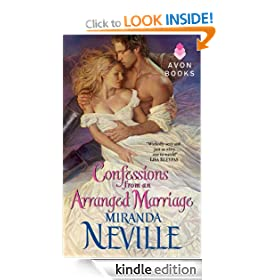Confessions from an Arranged Marriage (Avon Romance)