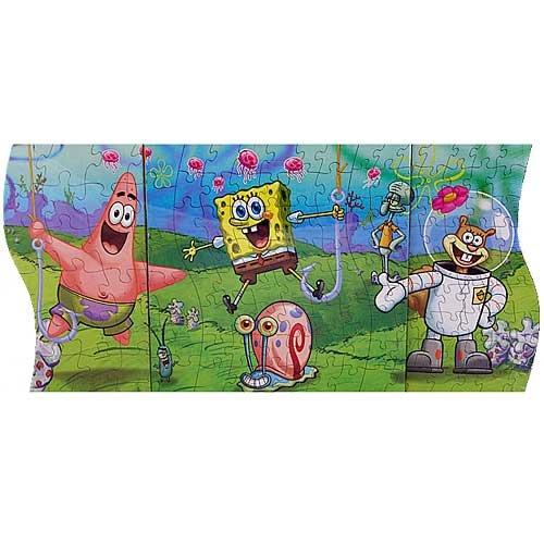 Spongebob Squarepants Jigsaw Puzzles