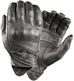 Damascus ATX95 All-Leather Gloves with Knuckle Armor, Medium