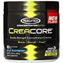 MuscleTech Creacore, Blue Raspberry - 80 Servings, Concentrated Creatine HCl Powder