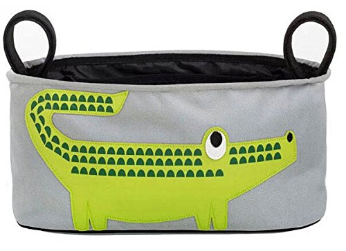 Crocodiles Baby Nappy Bags For Stroller Cute Animals Diaper Bag Stroller Accessories front-1069043