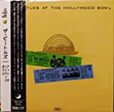 THE BEATLES AT THE HOLLYWOOD BOWL (JAPANESE CD)