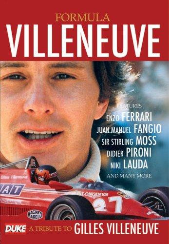 Formula Villeneuve [DVD]