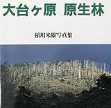 大台ヶ原原生林―稲川米雄写真集