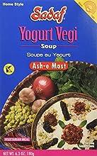 Sadaf Yogurt Soup Aash Mast 63 Ounce Box