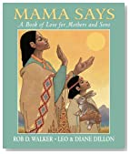 Book of Love for Mothers and Sons (Mama Says)