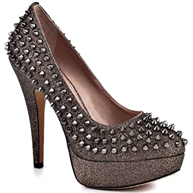 Women's Shoe Madelyn - Bronzite Glitter by Vince Camuto