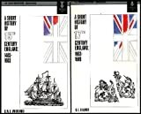 img - for A Short History of the 16th, 17th, 18th, 19th and 20th Century England: 1485-1962 (5 Book Set) book / textbook / text book