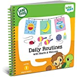 LeapFrog 21506 LeapStart Preschool Activity Book Daily Routines And Health Wellness Toy