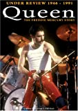 QUEEN UNDER REVIEW 1946-1991:THE FREDDIE MERCURY STORY [DVD]
