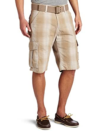 Levi's Men's Squadron Cargo Short, Sea Salt Tan, 44