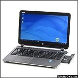 【第5世代 i5】HP ProBook 450 G2 Core i5-5200U 8GB 500GB Win10 Win8 Win7 Bluetooth Webcam Office