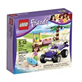 Olivia's Beach Buggy LEGO® Friends Set 41010