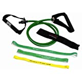 RobePro Best Speed Jump Rope For Endurance Training And Fat Burning - Green - Easy Adjustable - More Intense Workout...