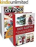 DIY Gifts BOX SET 2 IN 1:  50 DIY Gif...