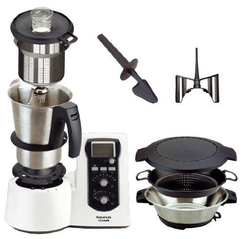 Taurus mycook 923001 robot de cocina for Robot cocina lidl silvercrest