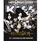 Monster - Edition Deluxe Limit�e (CD + Magazine 64 Pages)