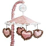 CoCaLo Daniella Musical Mobile, Pink