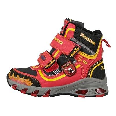 Kappa FEUERWEHR Unisex-Kinder Hohe Sneakers