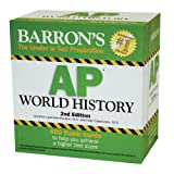 Barron's AP World History Flash Cards by Lorraine Lupinskie-Huvane