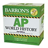 Barrons AP World History Flash Cards