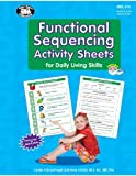Functional Sequencing Activity Sheets for Daily Living Skills Book and CD