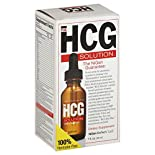 The HCG Solution HCG, 100% Hormone-Free, 1 fl oz (30 ml)