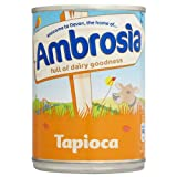 Ambrosia Tapioca 6 x 385gm